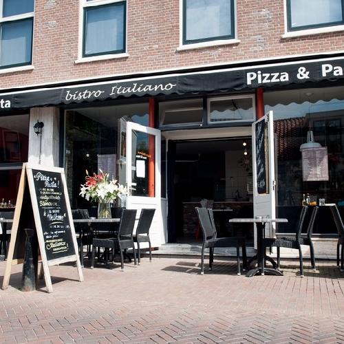 Bouwbedrijf van Es Pizzeria Pizzeria